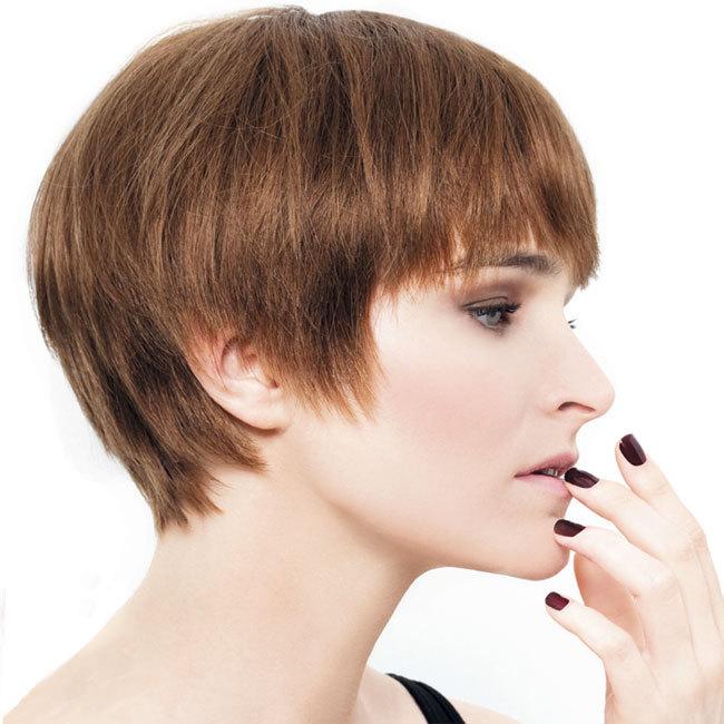 Coiffure cheveux courts - Jean-Claude BIGUINE - tendances automne-hiver 2014-2015