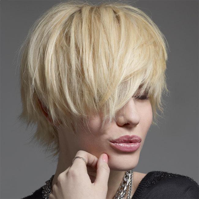 Coiffure cheveux courts - TCHIP - tendances automne-hiver 2014-2015