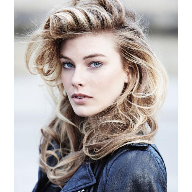 Coiffure cheveux longs - Jean-Louis DAVID - tendances automne-hiver 2014-2015
