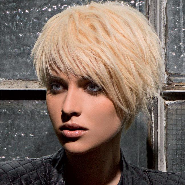Coiffure cheveux courts - FREDERIC MORENO - tendances automne-hiver 2014-2015