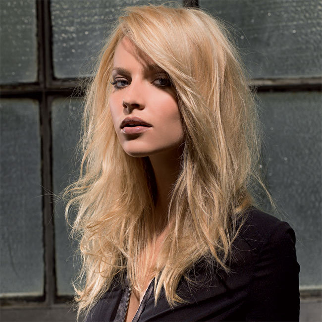 Coiffure cheveux longs - FREDERIC MORENO - tendances automne-hiver 2014-2015