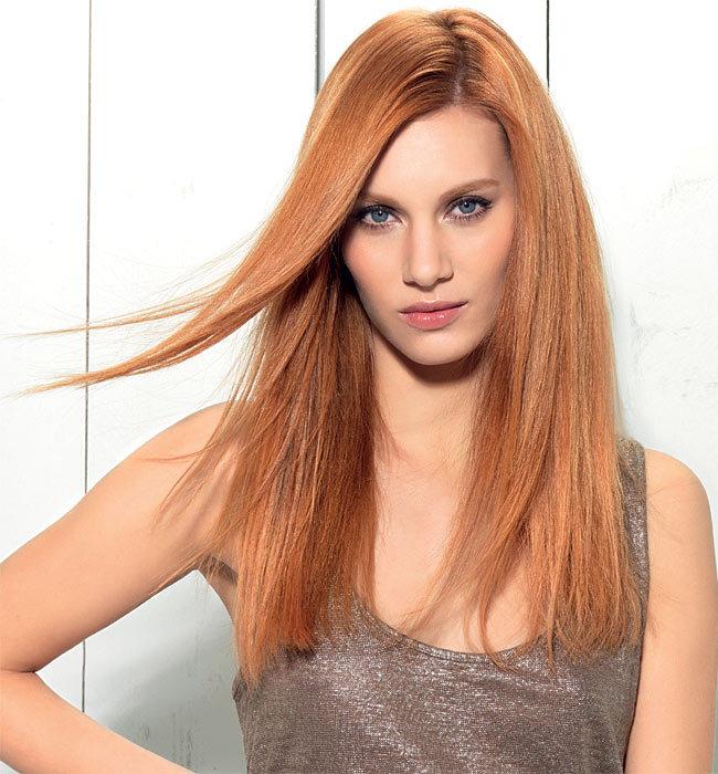 Cheveux raides et longs - Coiffure COIFF & Co - printemps-ete 2015