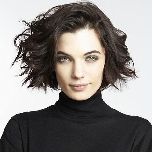 Coiffure cheveux mi-longs - COIFF1RST - tendances printemps-été 2015