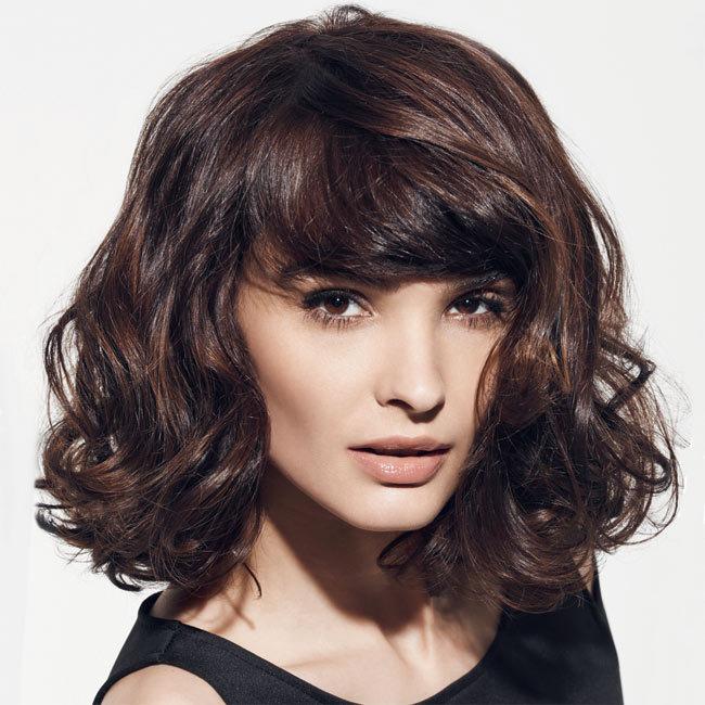 Coiffure cheveux mi-longs - FRANCK PROVOST - tendances printemps-été 2015