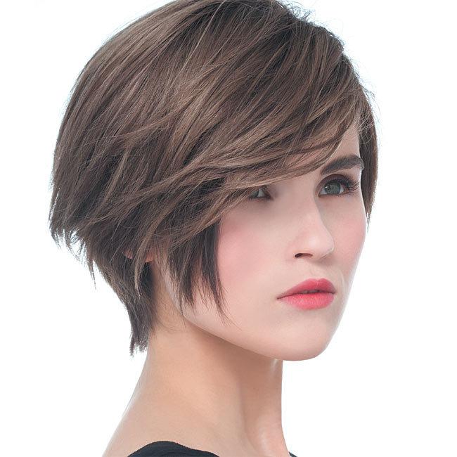 Coiffure cheveux courts - BIGUINE Paris - tendances printemps-été 2015