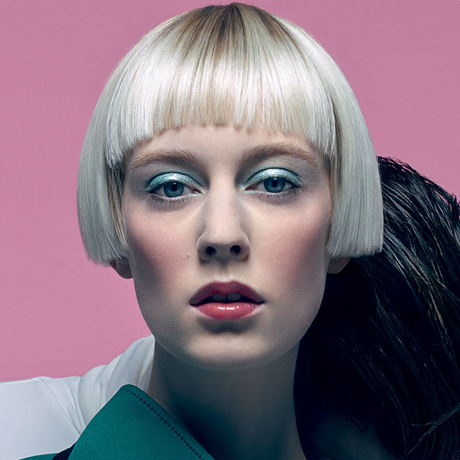 Coiffure cheveux courts - DESSANGE Paris - tendances printemps-été 2015
