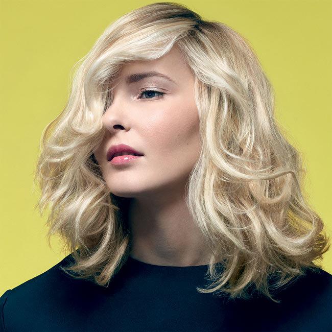 Coiffure cheveux longs - DESSANGE Paris - tendances printemps-été 2015