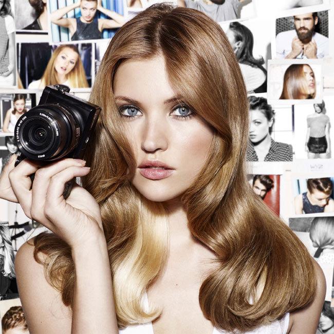 Coiffure cheveux longs - Jean-Louis DAVID - tendances printemps-été 2015