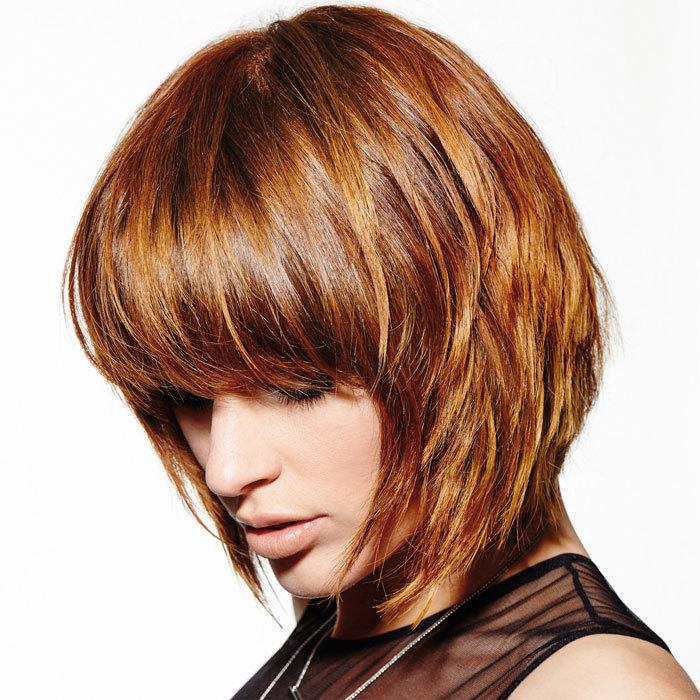 Coiffure cheveux mi-longs - SHAMPOO - Tendances automne-hiver 2015-2016