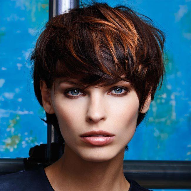 Coiffure cheveux courts - FABIO SALSA - Tendances automne-hiver 2015-2016
