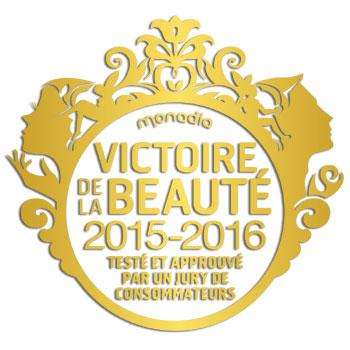 Logo Victoire de la Beauté 2014-2015