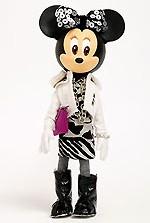 Minnie ( ©Disney)  par American Retro pour PRÊT À PORTER PARIS® janvier 08