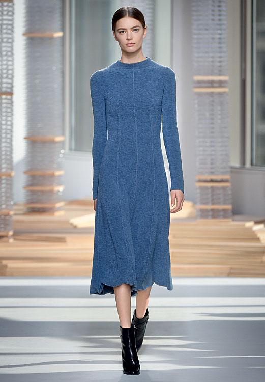 Robe BOSS Women de la collection automne-hiver 2015-2016