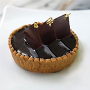 Tartelettes légères au chocolat grand cru et quinoa