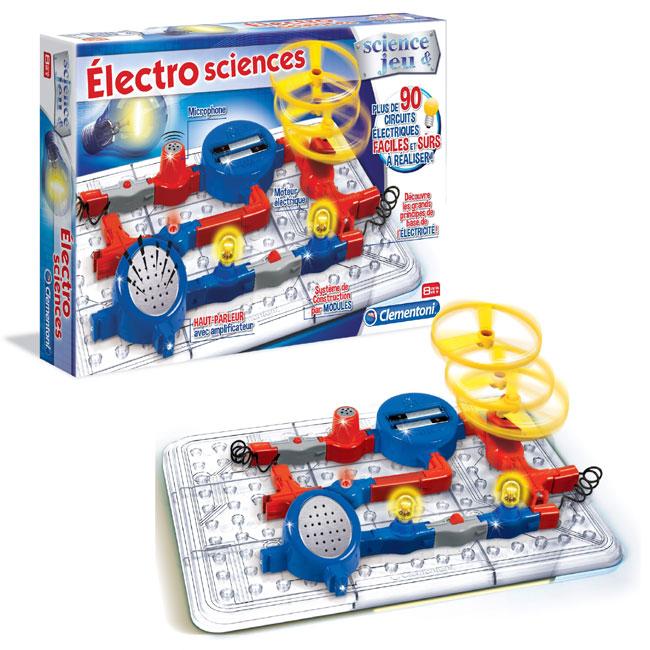 Jeu Électro Sciences