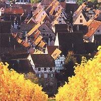 Riquewihr (Alsace) - photo : Sime/Photononstop.