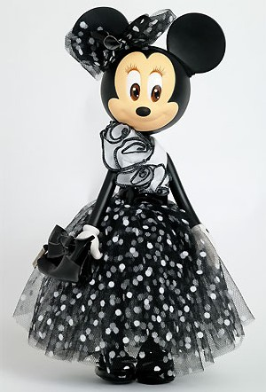 Minnie (©Disney)  par Anne Fontaine pour PRÊT À PORTER PARIS® 2008