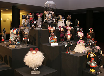 Vente des Minnie par Christie's au profit de La Maison de Solenn.