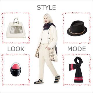4 variations autour d'un look BOSS Women