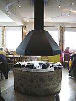 La Chartreuse, restaurant d'altitude de la Scia (D.R.)