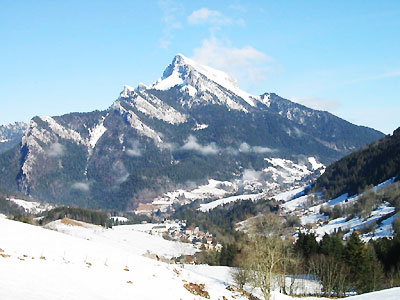 banc d'essai de 2 villages des Alpes, Tignes/Saint Pierre de Chartreuse