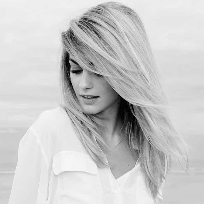 Coiffure cheveux longs - SAINT ALGUE - Tendances Printemps-été 2016