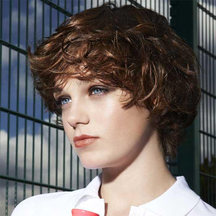 Coiffure cheveux courts - Jean-Louis DAVID - Tendances Printemps-été 2016