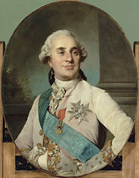 Louis XVI (1775) par Joseph-Siffred Duplessis © Photo RMN /Gérard Blot / SP