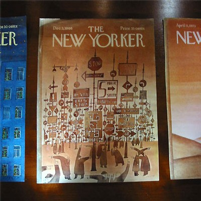couverture e The New Yorker