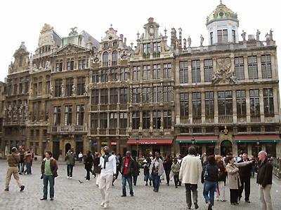 Grand Place de Bruxelles (D.R.)
