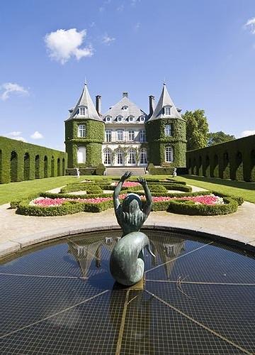 Château Solvay à La Hulpe