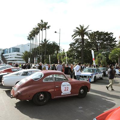 Tour auto Optic 2000 - Cannes 2016 © D.R.