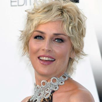 Sharon Stone - Cannes 2008.