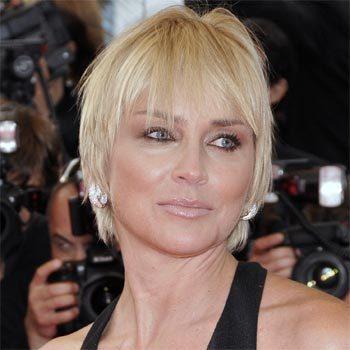 Sharon Stone © Franck Provost - Cannes 2008.