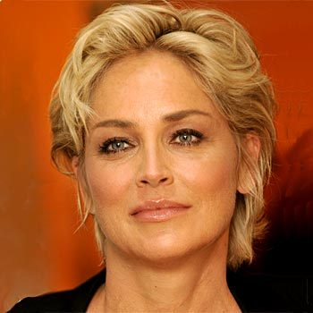 Sharon Stone © Franck Provost - Cannes 2008.