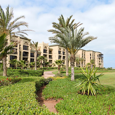 Le Mazagan Beach and Golf Resort à El Jadida au Maroc (D.R.)