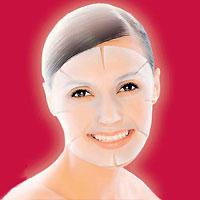 masques en patch Facialderm