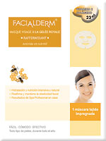 Masque visage en patch Facialderm®