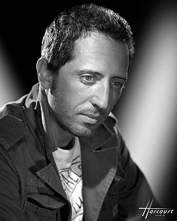 portrait de Gad Elmaleh par le Studio Harcourt