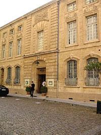 L'Hôtel Restaurant haut de gamme La Mirande à Avignon