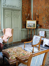 Salon chinois de La Mirande. (D.R.)