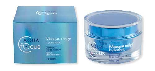 Aquafocus Masque Neige Hydratant by NOCIBÉ - Victoire de la Beauté  2016-2017