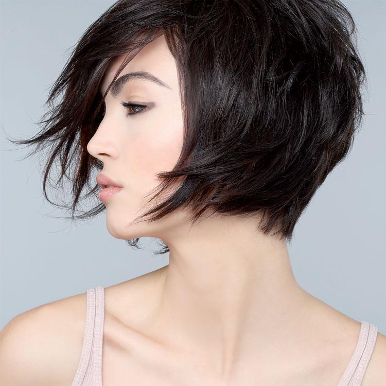 Coupe coiffure mi-longue - BIGUINE Paris - Tendances printemps-été 2017.
