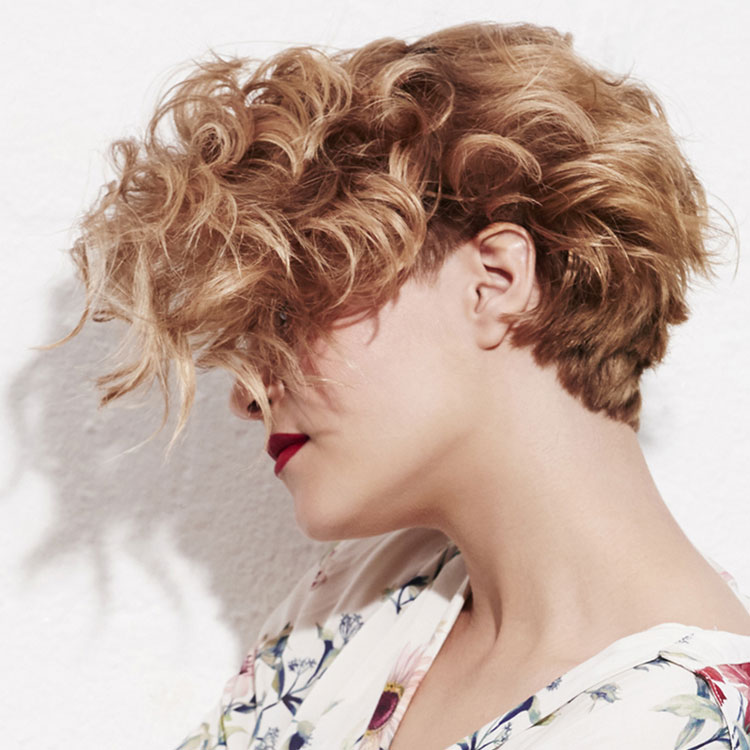 Coiffure cheveux courts - Fabio SALSA - Tendances printemps-été 2017.