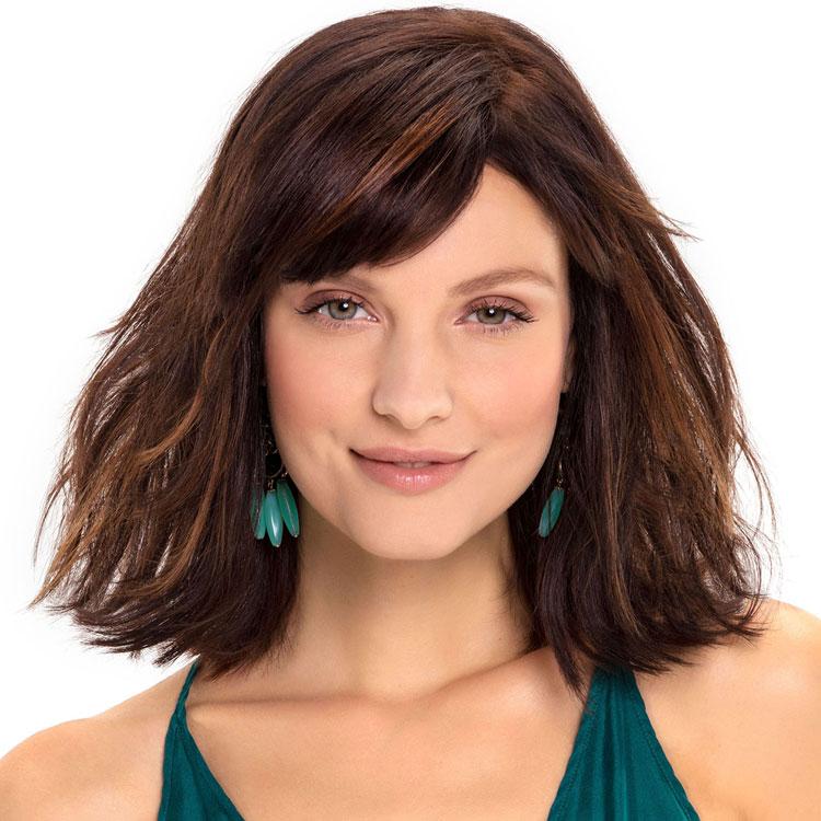 Coupe coiffure mi-longue COIFF & Co - Mid-length haircut - Tendances spring-summer 2017.