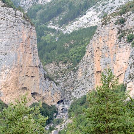 Paysage de Haute-Provence © ABCfeminin.com