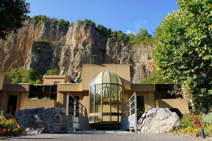 L'accueil des Thermes de Digne-les-Bains.