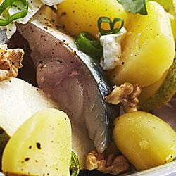 Salade de pommes de terre primeur