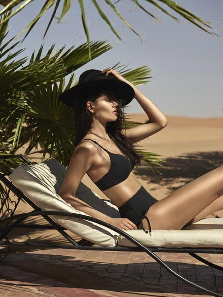 Les phototypes et les indices de protection - Maillot Andres SARDA.