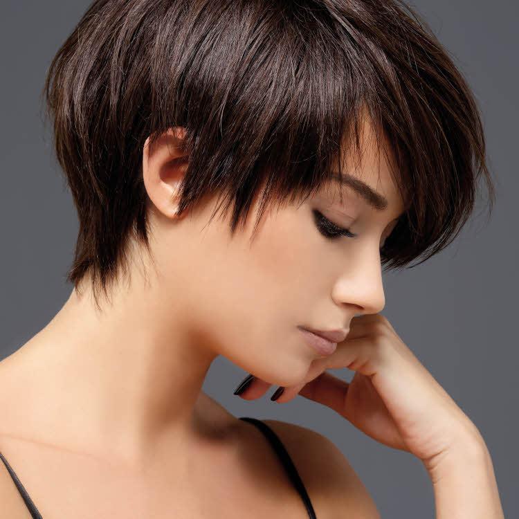 Coupe cheveux courte femme automne hiver 2018